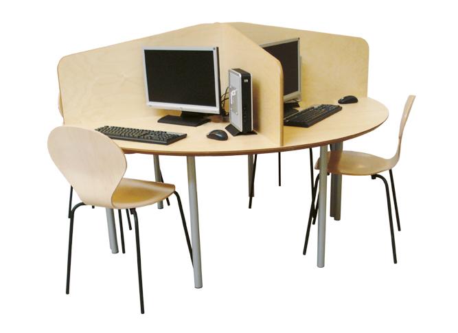 BK Library Interiors AB CLASSIC STUDIE DATORARBETSP